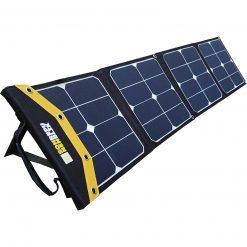 Faltbares Solarmodul Wing50 aufgefaltet