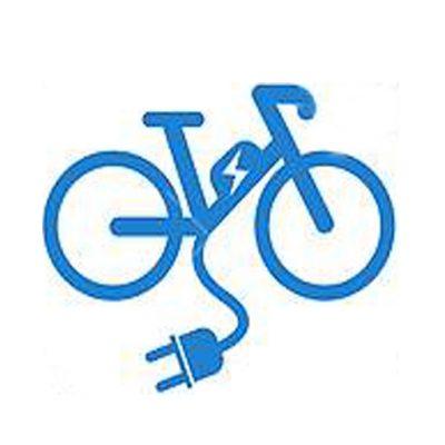 Symbol für E-Fahrrad