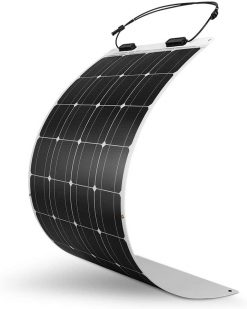 Flexibles Solarmodul Surf100-F