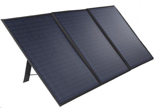 Solarmodul Wing100-E aufgefaltet